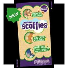 Free 60g Cheestring Scoffies from Sainsbury's with Checkoutsmart