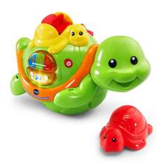 Vtech Baby Safe Turtle Thermometer Toy £7.40 @ Amazon (Link to other cheap toys) like In the Night Garden My Best Friend Igglepiggle