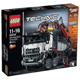 LEGO Technic Mercedes-Benz Arocs 42043 £82.48 @ Tesco