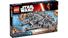 Lego Star Wars Millennium Falcon back in stock £68.96 at Tesco Direct