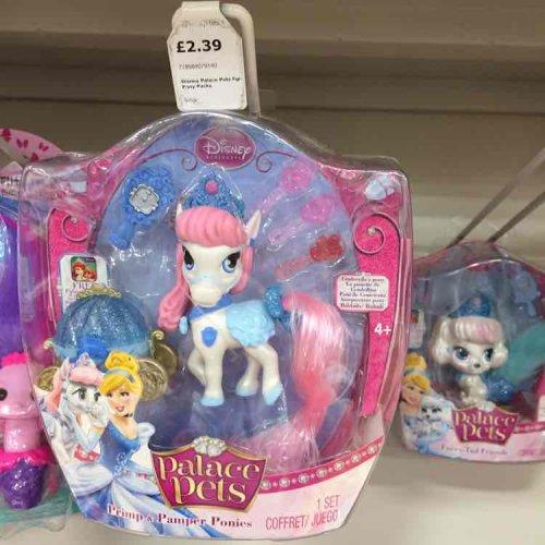 Palace Pets Primp & Pamper Ponies £2.39 @ The Range