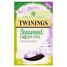 Twinings Steamed Green Tea Velvet Jasmine £1 at Poundland (Instore)