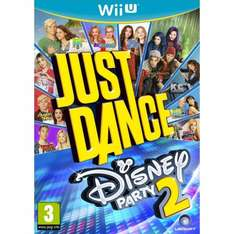 JUST DANCE DISNEY PARTY 2 Wii U £7.95 Free Delivery + poss 3.3% Quidco @ The Game collection