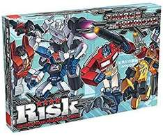 Transformers Risk - Prime £10.99 prime / £15.74 non prime Sold by Smart Games Online and Fulfilled by Amazon