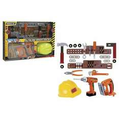 Powerline All In One Power Tool Set 30 Pieces @ Tesco Direct for £7.92