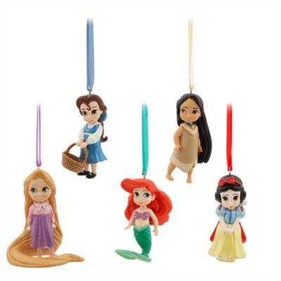 Disney Animator's Collection Figurines, Set Of 5, £19.99 (was £39.99) @ Disney Store