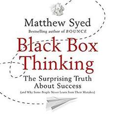 Audiobook 99p - Black Box Thinking: The Surprising Truth About Success