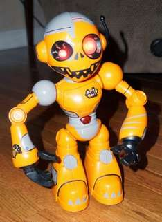 Robot Zombie Toy At Argos Ebay Official Store Now Down To £8.99 Delivered