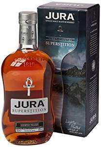 Isle Of Jura Superstition Whisky, 70 cl £22.49 Amazon Lightning Deal