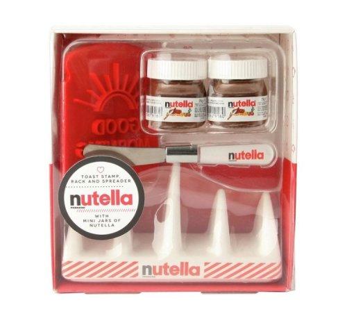 Nutella time for toast gift set £10.99 @ Argos free C+C