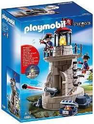 Playmobil Soldiers Lookout with Beacon. £14.99 delivered @ Argos ebay