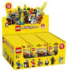In store only Lego Mixels £2 and series 16 Minifigs £1.65 Tesco