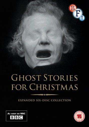 Ghost Stories for Christmas DVD set - 6 discs - m r James £17.99  (Prime) / £19.98 (non Prime) at Amazon