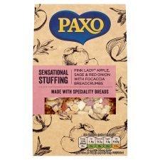 New Product Paxo sensational stuffing 110g £1.00 Tesco