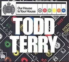 Our House Is Your House MOS DJ mix Cd Todd Terry (minstry of sound / old skool acid hacienda style) £3.48 (Prime) / £5.47 (non Prime) at Amazon