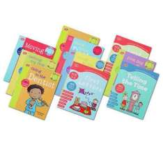 Chad Valley PlaySmart 10 Pack Preschool Fun Learning Books @ argos for £4.99