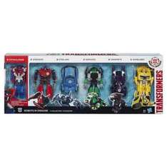 Transformers One Step Changers 6 Pack £19.80 @ Tesco Direct
