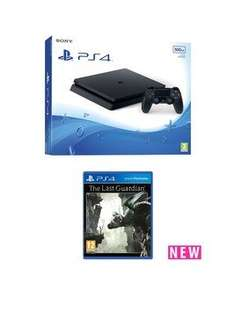 PS4 Slim 500GB with Fifa 2017 for £169.99 (After Buy Now Pay Later £50 credit) Very.co.uk