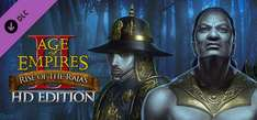 Steam: Age of Empires II HD: Rise of the Rajas DLC