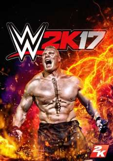 WWE 2K17 PS3 and Xbox 360  £19.99 - Smyths