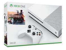 Xbox One (500gb) Battlefield 1 Bundle with Forza Horizon 3 PLUS extra Controller (and Custom Battery Cover) - £232 Delivered - Microsoft (France)