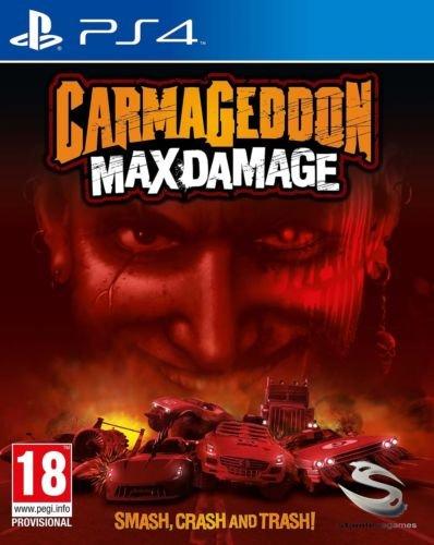 carmageddon max damage ps4 £10.85 @ shopto / ebay