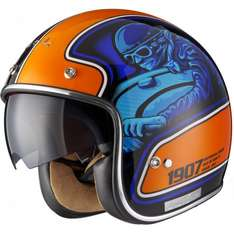 *UPDATE* (MSRP £90) Black Moto-Racer Isle of Man TT Limited Edition Motorcycle Helmet (WAS £36) NOW £28.80 with code BLACKGB10 lot of styles and sizes available @ ghostbikes.com