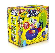 Crayola Paint Maker was £20 now £8 @ The Entertainer the toyshop.com Free c+c on orders over £10