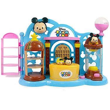 Disney Tsum Tsum Squishy Figure Playset down to £10 was £25 @ The Entertainer Free c+c