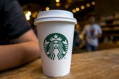Reload your Starbucks card with £20 or more, and receive a FREE drink