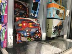 Captain America and iron man walkie talkie pack £5.50 @ Asda instore