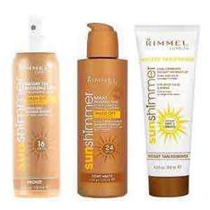 3 x Rimmel Sun Shimmer Instant Tan Bundle (£11.48) Now £4.99 FREE P&P @ PrimeRetailing-eBay