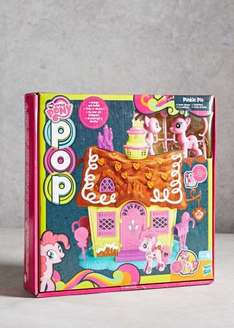 My Little Pony Pop Sweet Shop Pinkie Pie Playset Now £5 Was £10 @ Matalan - Free c&c