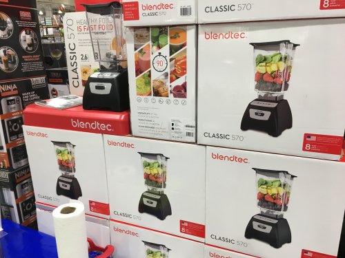 Blendtec Classic 570 blender £239 @ Costco - Thurrock