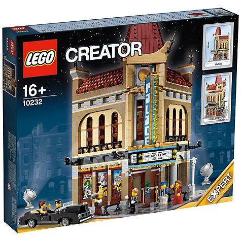 LEGO Creator 10232 Palace Cinema £101.99 @ John Lewis