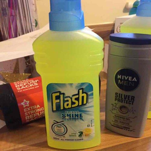 Flash All purpose Cleaner (500ml) - 22p @ Superdrug