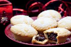 Free 6 pack of Mince pies with Checkoutsmart