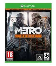 Metro Redux (Xbox One) £7.91 Delivered (Like New) Boomerang via Amazon