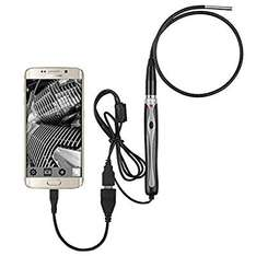 Cheaper version of the Endoscope USB camera @ Amazon - £7.99 Prime or + £3.99 non Prime - Sold by JT-UK and Fulfilled by Amazon