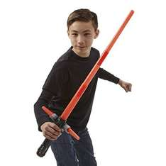 Star Wars The Force Awakens Kylo Ren Deluxe Electronic Lightsabre was £34.99 now £12.50 @ Amazon (Prime exclusive)