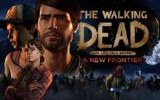 The walking dead a new frontier £17.09 (Steam) @ humble store/Steam/Gog