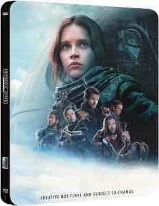 Rogue One Steelbook 3D pre order £24.99 @ Zavvi