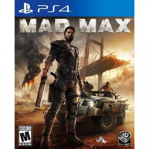 Mad Max [PS4] - £11.39 (Prime) + delivery @ Amazon