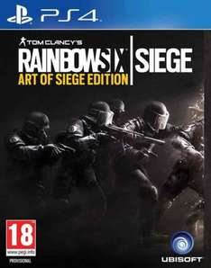 Tom Clancy's Rainbow Six: Siege - Art of Siege Edition (Xbox One) £14.50 (PS4) £18.50 Delivered @ Coolshop