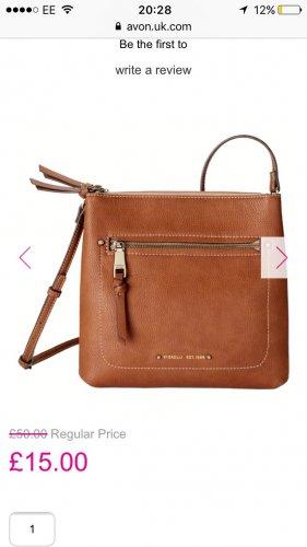Fiorelli cross body bag only £15 @Avon