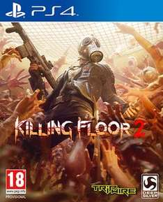 Killing floor 2 PS4 £24.99 @ Game