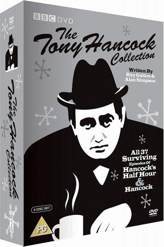 The Tony Hancock BBC Collection 8 Disc DVD Box Set £11.99 (prime) £14.98 (non prime) @ Amazon