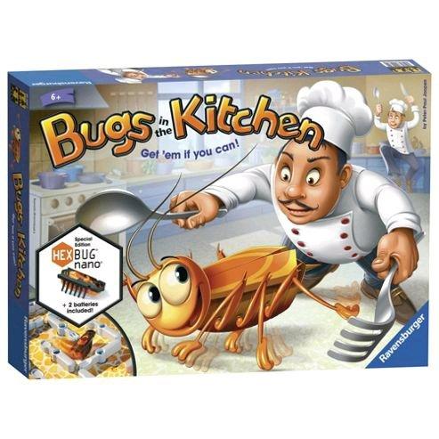 Bugs in the Kitchen £10.34 @ tesco/Amazon Prime