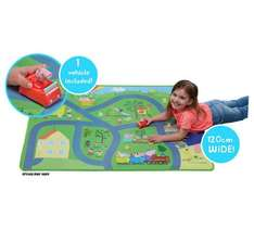 Peppa Playmat With Vehicle  (was £19.99)  now £9.99 @ Argos