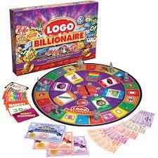 Logo Billionaire Board Game/£9.90 Prime/ £14.65 Non Prime @ Amazon